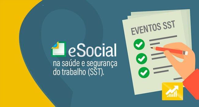 eSocial SST - Envio iniciará em 13/10 para Empresas do Grupo 1